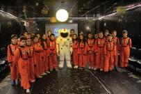 UZAY İSTASYONU - Ali Kuşçu Uzay Evi, 50 Bin Öğrenciye Ulaştı