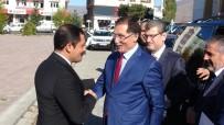 ÇıLDıR GÖLÜ - Kamu Başdenetçisi Malkoç Açıklaması 'Ardahan'da Projelerin Hayata Geçmesiyle Türkiye Dışarıdan Hayvan İthal Etmeyecek'
