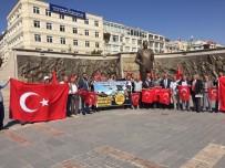 MEHMET KARAKAYA - Kayserili Muhtarlardan 'Barış Pınarı Harekatı' Na Destek