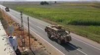 KOBANİ - Kobani Sınırında Askeri Hareketlilik