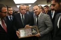 ZEMZEM - Sarıçam'dan Cumhurbaşkanı Erdoğan'a Anlamlı Hediye