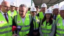 TUZ GÖLÜ - TBMM KİT Komisyonu Üyeleri Aksaray'da
