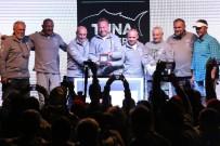 MURAT ASLAN - Usta Balıkçılar Tuna Masters'ta Yarıştı