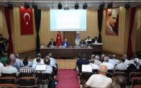 HUZURKENT - Akdeniz Belediye Meclis Toplantısı Yapıldı
