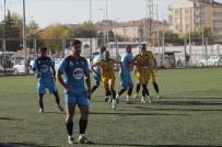 MUAMMER GÜLER - Amatör Futbolcudan Muhteşem Frikik