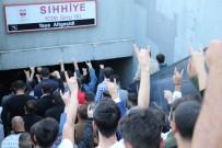 ÜLKÜCÜLER - Barış Pınarı Harekatı'na Ülkücü Öğrencilerden Destek Yürüyüşü