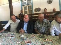 AHMET ALTAN - Başkan Öndeş Şirince'yi Ziyaret Etti