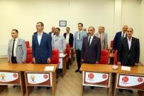 ADNAN YıLMAZ - Erzincan İl Genel Meclisi'nden Barış Pınarı Harekâtı'na Tam Destek