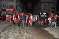 MEHMET ERSOY - 'Barış Pınarı Harekatı'na Destek Yürüyüşü