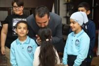 YETİM ÇOCUKLAR - Başkan Şerifoğulları  Çocuklarla Bir Araya Geldi