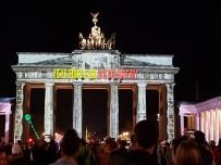 SARAYLAR - Berlin Işık Festivali Renkli Görüntülere Sahne Oldu