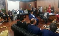 AVCILAR BELEDİYESİ - Kıbrıslı Belediye Başkanlarından Barış Pınarı Harekatı'na Destek