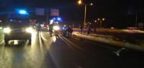 Konya'da Otomobil Motosikletle Çarpıştı Açıklaması 2 Ölü