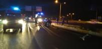Otomobil Motosikletle Çarpıştı Açıklaması 2 Ölü