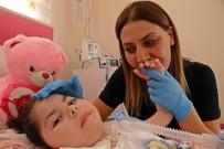 İSMAIL YıLDıRıM - Solunum Cihazı Borusundan 3,5 Yıl Aradan Sonra Gelen 'Anne' Sesi Duygulandırdı