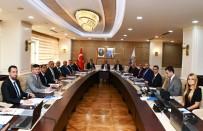 BARTIN VALİSİ - BAKKA Ekim Ayı Toplantısı Karabük'te Yapıldı.