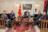 ENGİN ÖZTÜRK - BİK Genel Müdürü Duran, Vali Bilmez'i Ziyaret Etti