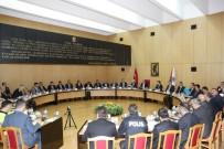İL EMNİYET MÜDÜRLERİ - Emniyet Genel Müdürlüğünde Koordinasyon Toplantısı