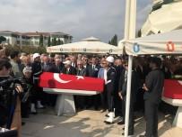 MURAT SEFA DEMİRYÜREK - Eski Bakanlar Ali Topuz Ve Orhan Birgit Son Yolculuklarına Uğurlandı