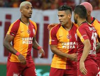 Galatasaray'da iki önemli eksik!