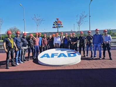 Kağıthane'de Belediye Personeli Afetlere Hazır