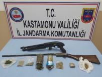 Kastamonu Merkezli Üç İlde Uyuşturucu Operasyonu