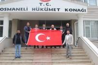 ABDULLAH KÜÇÜK - Osmaneli 'Deki Bütün Siyasi Partilerden Barış Pınarı Harekâtına Destek