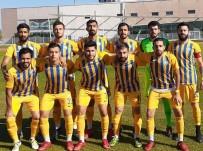 HASAN CAN - Talasgücü Belediyespor, Tüysüzspor Maçı Hazırlıklarını Sürdürüyor