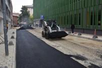 ATALAN - Tepebaşı Belediyesi Fen İşleri 8 Mahallede Çalışıyor