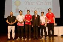 HACı ÖZKAN - Vali Su, Şampiyon Sporcuları Ödüllendirdi
