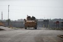 UÇAKSAVAR - ABD ile Türkiye'nin anlaşmasının ardından Tel Abyad sınırında sessizlik hakim