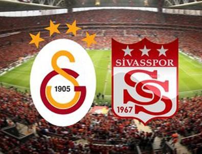 Galatasaray, Sivasspor engelini geçti