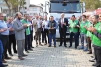 MEHMET ERSOY - Simav'dan İdlip'e Un Yardımı