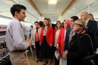 TÜLAY KAYNARCA - TBMM - Kefek'ten Sanko Okulları'na Ziyaret