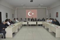 ASELSAN - TMMOB İl Koordinasyon Kurulu Toplandı