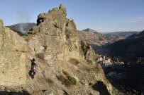 DÜNYA GÜZELİ - Canca Kalesi'nin Surları Ortaya Çıkarılıyor
