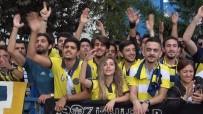 SERDAR AZİZ - Fenerbahçe, Denizli'de