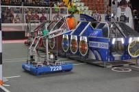 HACı ÖZKAN - Mersin'de FRC Liseler Arası Robotik Turnuvası Heyecanı Başladı