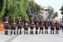 MUSTAFA ÇAY - Söke'de Muhtarlardan Mehmetçiğe Selam