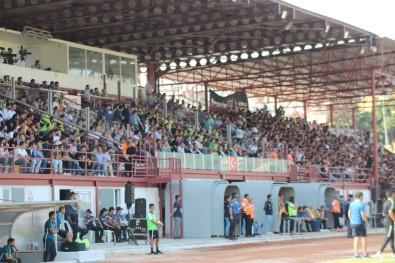 TFF 1. Lig Açıklaması Hatayspor Açıklaması 2 - Adana Demirspor Açıklaması 1