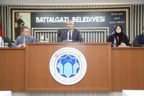 HATUNSUYU - Battalgazi Belediye Meclisi Ekim Ayı Toplantısı Yapıldı