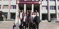 NAGEHAN ALÇI - Erzurum'da Gazeteci Nagehan Alçı Hakkında Suç Duyurusu