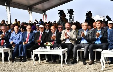Çiğli'de Cemevi Temel Atma Töreni