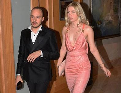 Aleyna Tilki 35 bin TL'lik elbise giydi