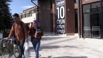 ŞEBNEM BOZOKLU - Anadolu Üniversitesi Uluslararası Tiyatro Festivali'ne Yoğun İlgi