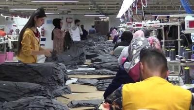 Çankırı'dan Avrupa'ya Tekstil İhracatı