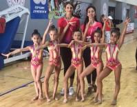 MINSK - Cimnastikte Başarılı Hafta Sonu