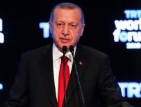 DÜŞÜNCE ÖZGÜRLÜĞÜ - Cumhurbaşkanı Erdoğan: Teröristlerle masaya oturmadık oturmuyoruz ve oturmayacağız