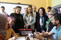 TÜLAY KAYNARCA - Gaziantep Milletvekili Bakbak, 'Bizler Çocuklarımızı Kanatlandıracağız Onlar Da Ülkemizi Uçuracaklar'