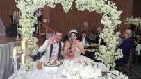 DÜĞÜN TÖRENİ - Meclis Başkanı Yazıcıoğlu Oğlunu Evlendirdi